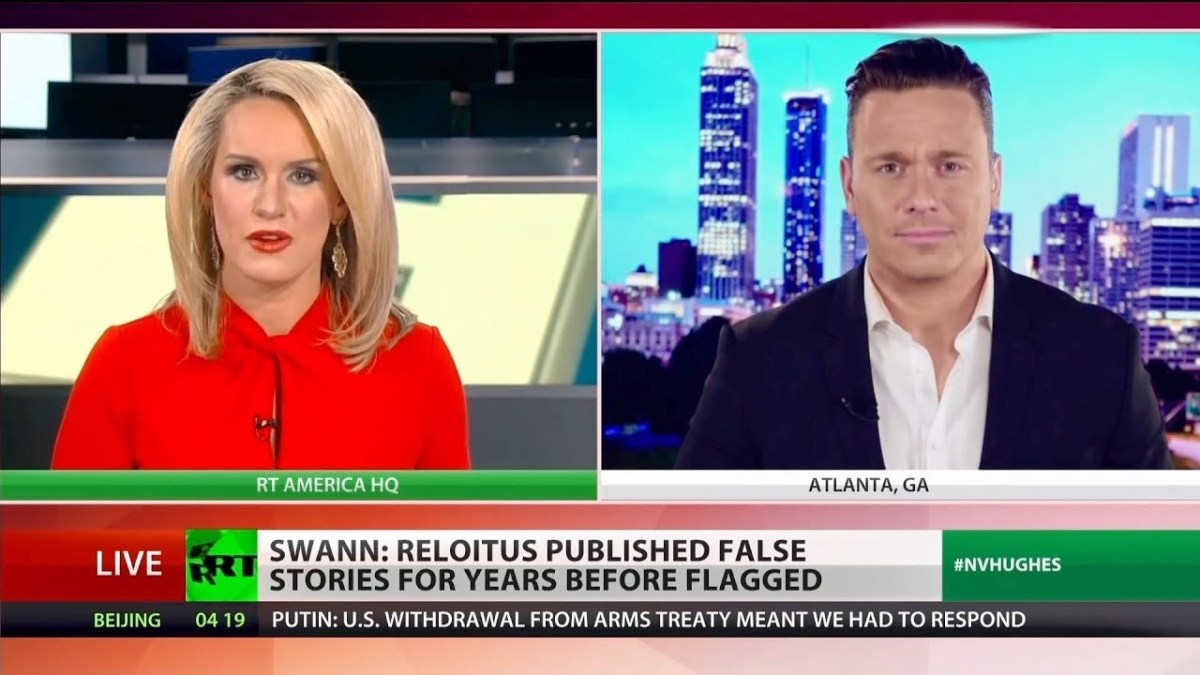Ben Swann ON:  Der Spiegel star reporter wrote fake stories 'on a grand scale'